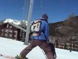 Ecole de Ski Serre Chevalier Romane premier jour de ski