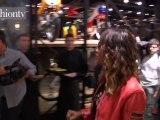 Naomi Campbell at Pirelli Flagship Store Opening | FTV