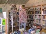 La bibliothèque des plages - Anglet 2011