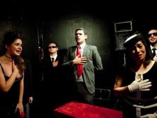 Au Kabaret de la dernière chance