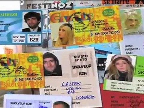 Bande Demo Lionel Buannic Krouiñ