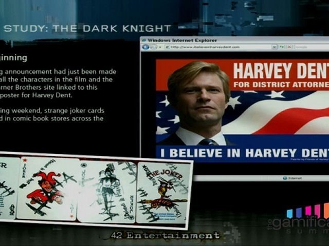 The Dark Knight: A Case Study in Alternate Reality Gaming