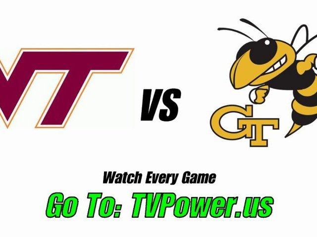 Watch Virginia Tech vs Georgia Tech football online