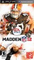 Madden NFL 12 Psp ISO game download site USA