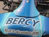 Interview de Philippe Streiff et Jean Eric Vergne pour le lancement des ERDF Masters Kart 2011