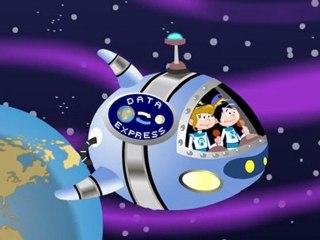 Las aventuras de Reda y Neto: Mensajeros interplanetarios