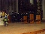 Sanctus de Gaston Chalmel Trompes du Val de Selle Cathédrale d'Amiens Messe St Hubert 2011
