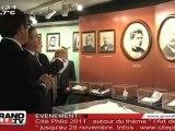 Présidentielles : Nicolas Dupont Aignan à Lille