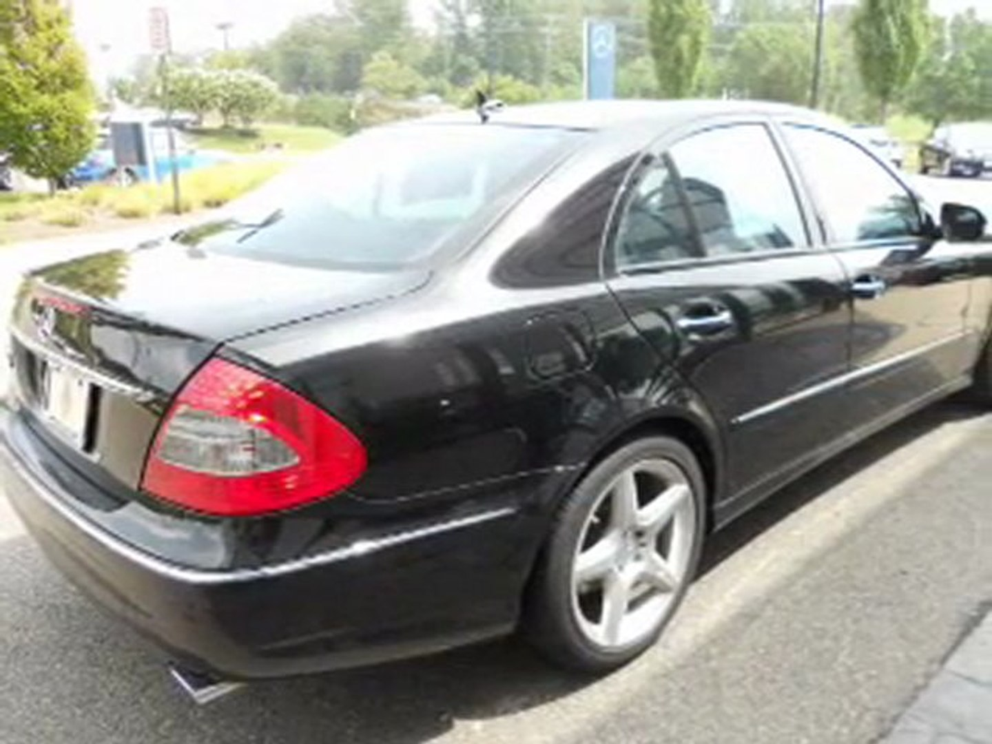 2009 Mercedes-Benz E-Class for sale in Midlothian VA - Certified Used Mercedes-Benz by EveryCarListe