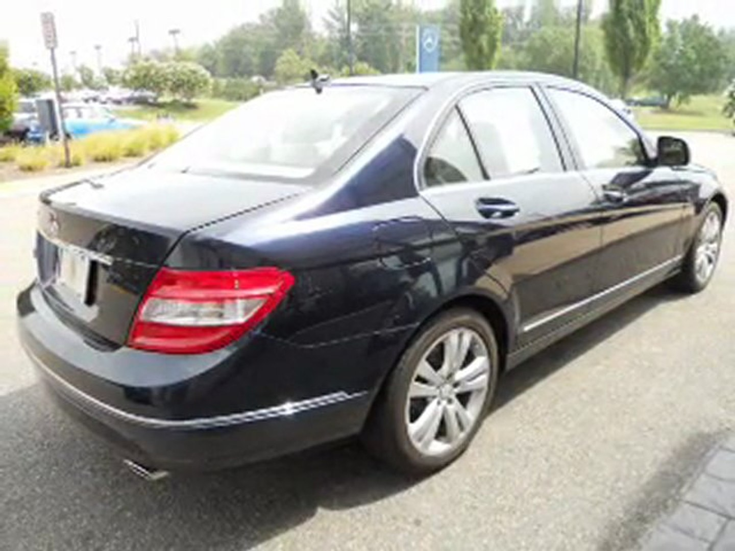 2008 Mercedes-Benz C-Class for sale in Midlothian VA - Certified Used Mercedes-Benz by EveryCarListe