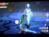 The Legend of Zelda: Skyward Sword - Boss Gameplay (ITA) [Demo-Wii]