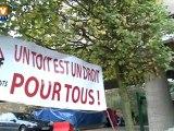 Beauvais demande l'expulsion de demandeurs d'asile
