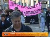 Grève dans les hospices civils (Lyon)