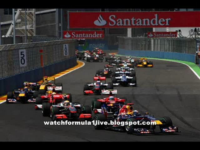 live formula one  2011 live online