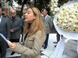 Minel Altıner Atatürk Şiiri-10 Kasım 2011-İzmit Atatürk Anıtı
