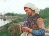 Un tableau de Jules Breton revient à Douai