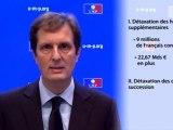 UMP - Le chiffre de la semaine par Jérôme Chartier : 75 milliards d'euros