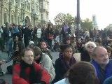 """INDIGNÉS Akim """"Rebeu des Bois"""" chante le 15/10/11 à Paris avec les INDIGNÉS"""