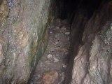 karsteau 2 : Test d'infiltration dans l'Embut sud-ouest de Cuges les Pins