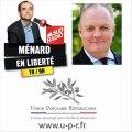 Intervention de François Asselineau sur Sud Radio avec Robert Ménard