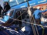 2 nov 2011 . Départ de la Transat Jacques Vabre 2011 pour Virbac-Paprec 3