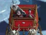MISSION NOËL : LES AVENTURES DE LA FAMILLE NOËL : EXTRAIT 2 'Sleigh Montage' VF HD (Arthur Christmas)