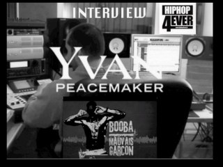 Teaser Interview Yvan PeaceMaker - HipHop4ever.fr