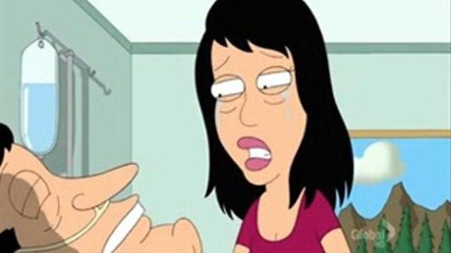 Family Guy Season 10, Episode 5 Back to the Pilot  Full  Scenes 1/13