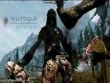 Bethesda lanza 'The Elder Scrolls V: Skyrim'
