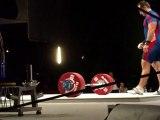World Weightlifting Championships - M-105kg - Kévin BOULY - Clean & Jerk 2 - 194kg