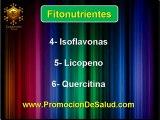 FITONUTRIENTES Y SUS BENEFICIOS SOBRE LA SALUD DE LOS HUESOS (NUTRICION Y SALUD)