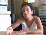 Ardèche : Sophie Rabhi à l'initiative du Hameau des Buis