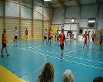 Handball Mothais vs Val d'Egray 2ème mi-tps (partie 1)
