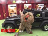 """The Muppets at """"The Muppets"""" World Premiere Arrivals"""