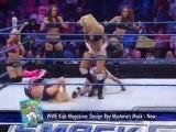 Natalya,Kelly Kelly,& The Bella Twins vs Maryse,Alicia Fox & Team laycool_(360p)