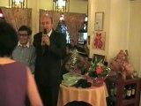 Baguettes d'or La Chine Tours 2009 le 15 septembre par Eric Duluc Fédération internationale du Tourisme