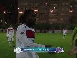 SFR Foot : FCM Aubervilliers 1-0 Paris Saint Germain (b) (12/11/2011)