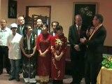 Baguettes d'or New Asia La Garde le 15 octobre  2009 par Eric Duluc Fédération Internationale du Tourisme