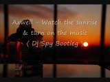 Axwell - Watch the sunrise & turn on the music ( Spy bootleg )