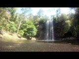 30 secondes d'Australie - Milla Milla waterfalls
