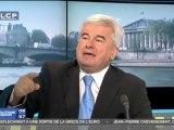 Eric Raoult (UMP) et Marie-George Buffet (PCF) étaient invités sur le plateau de Politique Matin