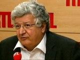 """L'économiste Élie Cohen était l'invité de """"RTL Midi"""" lundi"""