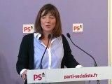 Laurianne Deniaud présente le 10e congrès des Jeunes Socialistes