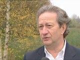 Jean-Pierre Louvel, président du Hac football