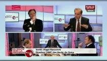 EN ROUTE VERS LA PRESIDENTIELLE,Roger KAROUTCHI, sénateur des Hauts-de-Seine, conseiller politique de l'UMP