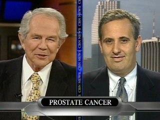 Pat Robertson Prostatectomy; Arnon Krongrad Interview