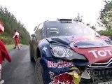 Citroën Racing - WRC 2011 - Wales Rally GB - Loeb et Elena Champions du Monde