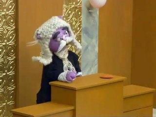 [adult swim] : Robot Chicken - Des chats au tribunal