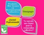 Restauration collective Bio en Pays de la Loire par Inter Bio Pays de la Loire le 12 oct. 2011 : le prix du Bio