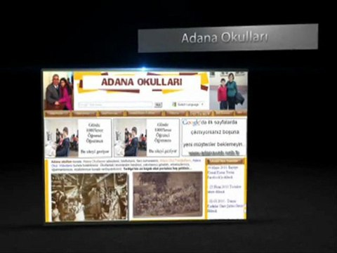 Adana Web TASARIM